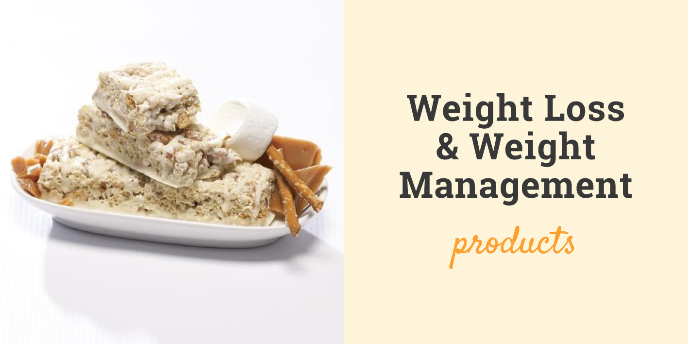 Weight-loss and weight management products