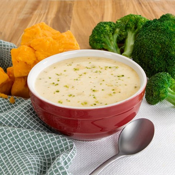 ProteinWise - Broccoli Cheddar Protein Soup - 7/Box