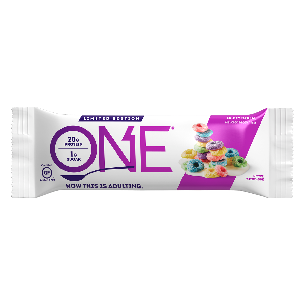 ONE Protein Bar - Fruity Cereal - 1 Bar