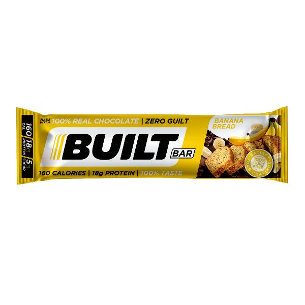 Built Bar - Banana Nut Bread - 1 Bar