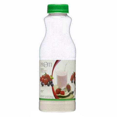 To Go Shaker - Proti Max High Protein Drink - Berry - Single Bottle - ProteinWise