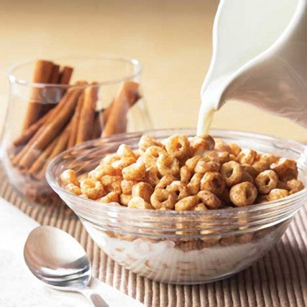 Breakfast - ProteinWise - Cinnamon Protein Cereal - 5/Box - ProteinWise