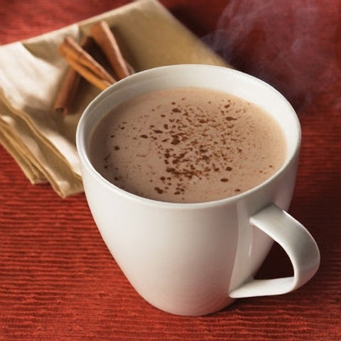 Hot Drinks - ProteinWise - Cinnamon Protein Hot Chocolate - 7/Box - ProteinWise
