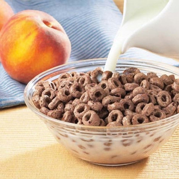 Breakfast - ProteinWise - Rich Cocoa Protein Cereal - 5/Box - ProteinWise