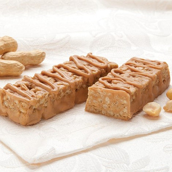 Protein Bars - ProteinWise - Chunky Crisp Peanut Butter Protein Bars - 7 Bars - ProteinWise
