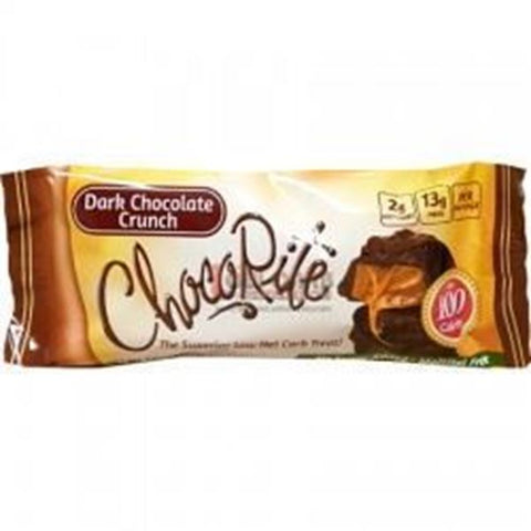HealthSmart ChocoRite Dark Chocolate Crunch - 2 Piece