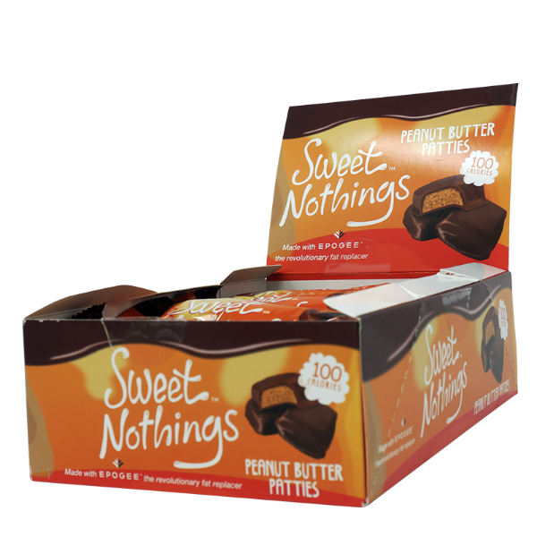 HealthSmart - Sweet Nothings Peanut Butter Patties - 16 Pack