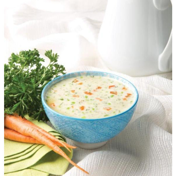 Soups - ProteinWise - Cream of Chicken with Vegetables - 7/Box - ProteinWise
