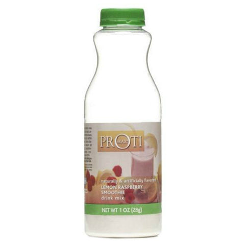 Proti Max High Protein Drink - Lemon Raspberry Smoothie - Single Bottle