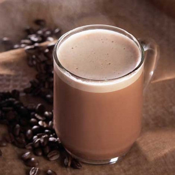 Hot Drinks - ProteinWise - Mocha Protein Hot Chocolate - 7/Box - ProteinWise
