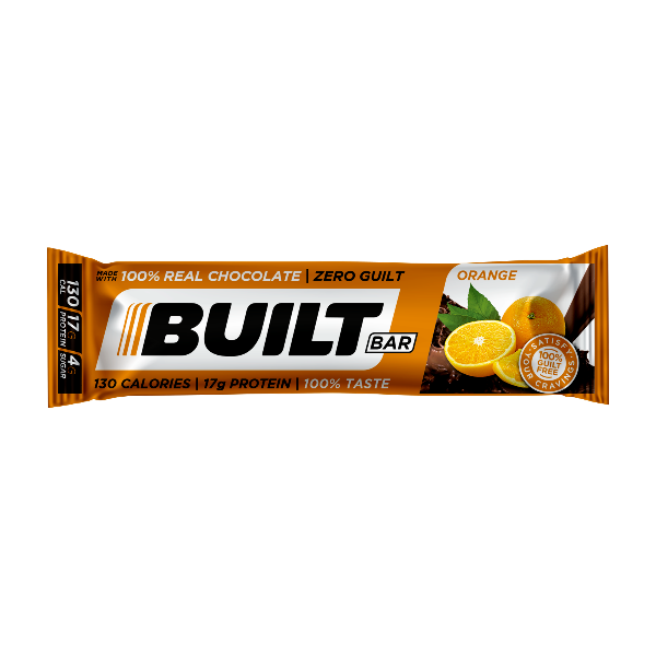 Built Bar - Orange  - 1 Bar