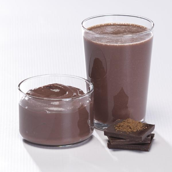 Pudding/Shakes - ProteinWise - Dark Chocolate Shake or Pudding Mix - 7/Box - ProteinWise