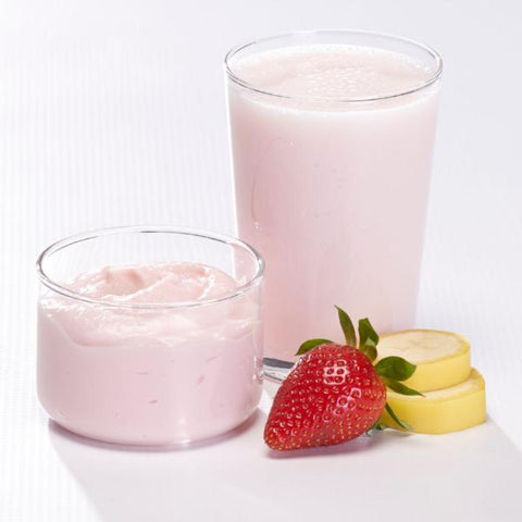 Pudding/Shakes - ProteinWise - Strawberry Banana Shake or Pudding Mix  - 7/Box - ProteinWise