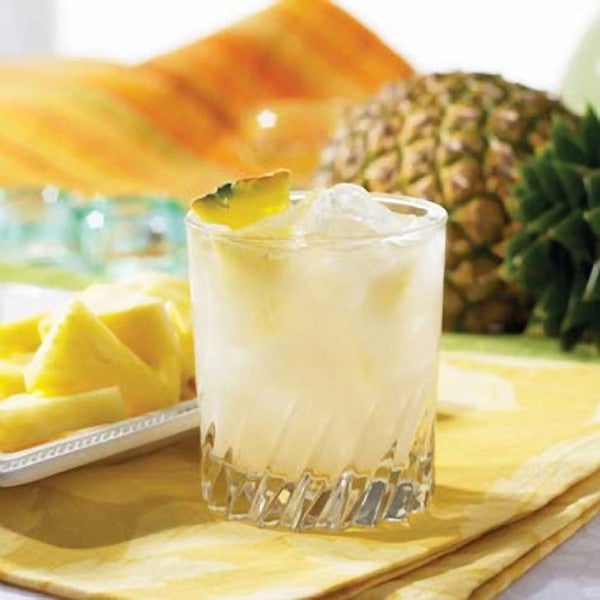 Cold Drinks - ProteinWise - Pineapple Protein Fruit Drink - 7/Box - ProteinWise