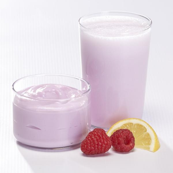 Pudding/Shakes - ProteinWise - Lemon Raspberry Shake or Pudding Mix - 7/Box - ProteinWise