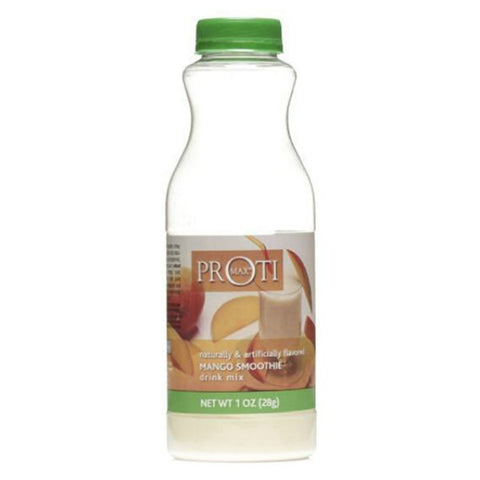 To Go Shaker - Proti Max High Protein Drink - Mango Smoothie - Single Bottle - ProteinWise