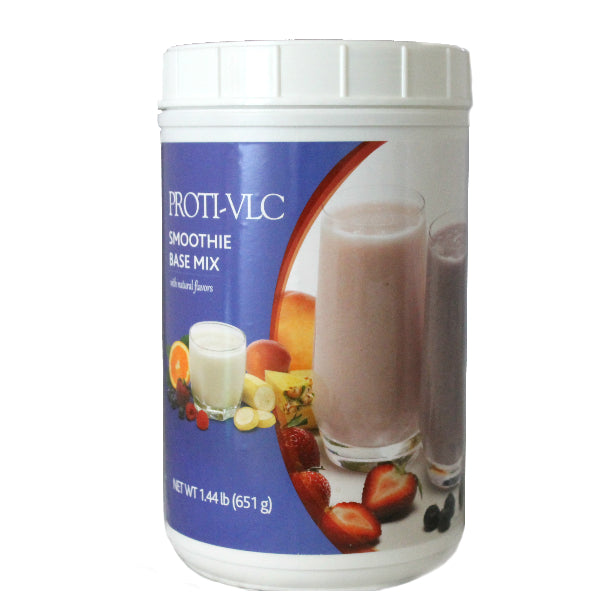 Protein Powders - Proti-VLC Smoothie Base Mix - 1.4 lb - ProteinWise