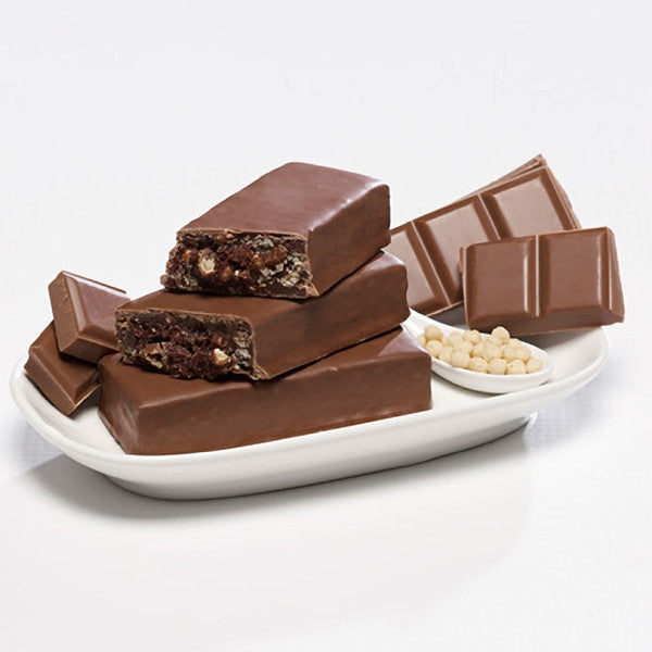 Protein Bars - ProteinWise - Chocolate Crisp Low Carb Protein Bar - 7 Bars - ProteinWise