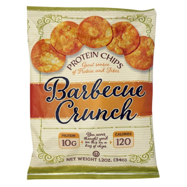 ProteinWise - Barbecue Crunch Protein Chips - 1 Bag