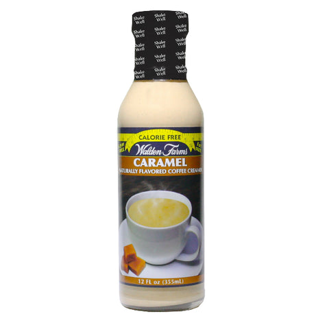 Walden Farms Caramel Coffee Creamer - 12oz