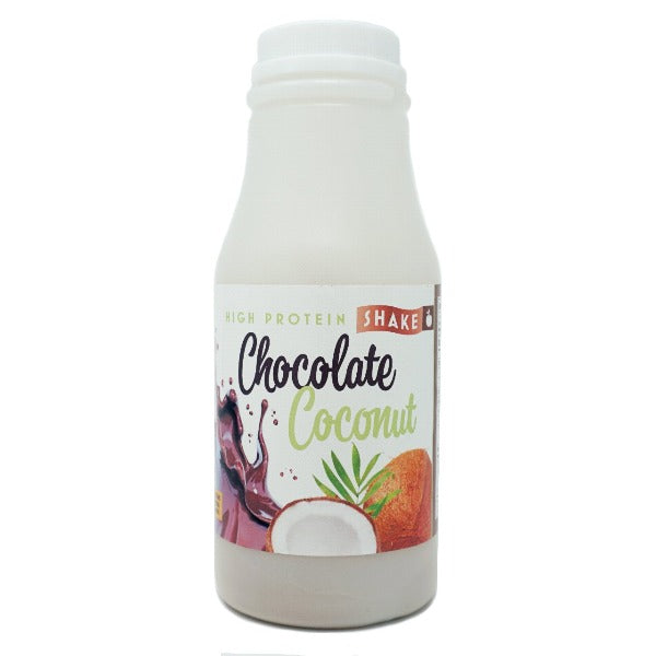 ProteinWise - Chocolate Coconut Shake - Single Bottle