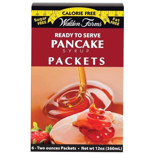 Walden Farms Calorie Free Pancake Syrup - 6 Packets