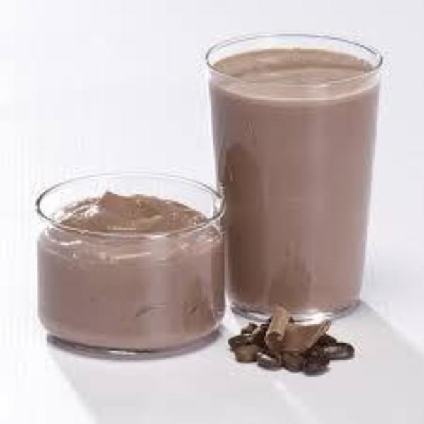 Pudding/Shakes - ProteinWise - Mocha Shake or Pudding Mix - 7/Box - ProteinWise
