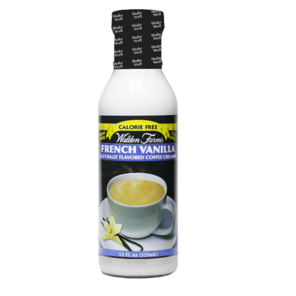 Walden Farms French Vanilla Coffee Creamer - 12oz