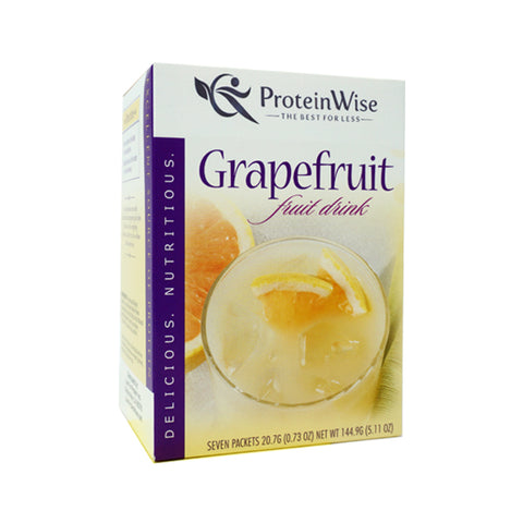 ProteinWise - Grapefruit Protein Fruit Drink - 7/Box