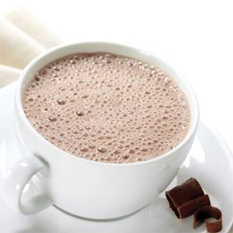 Hot Drinks - ProtiDiet High Protein Hot Drink Mix Hot Cocoa - 7/Box - ProteinWise