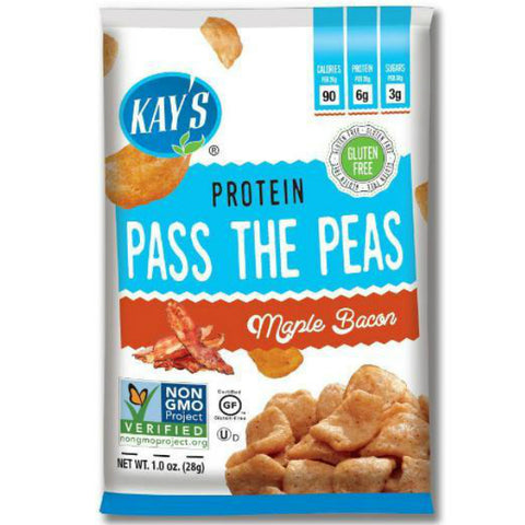 Snacks - Kay's Naturals Protein Snacks & Cereals Variety Sample Pack - 19 Count - ProteinWise