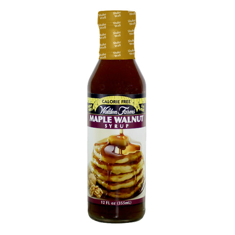 Walden Farms Maple Walnut Syrup - 12oz