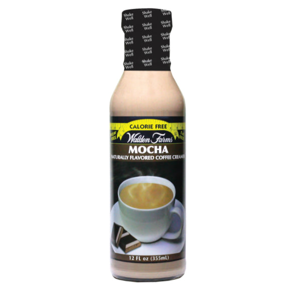 Walden Farms Mocha Coffee Creamer - 12oz