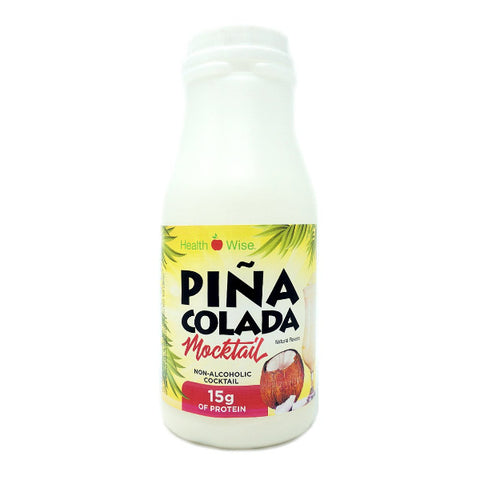 ProteinWise - High Protein Pina Colada Mocktail Mix - Single Bottle