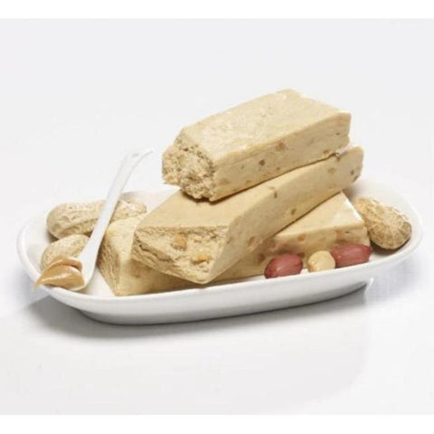 Protein Bars - ProteinWise - Peanut Batter Nougat Protein Bar - 7 Bars - ProteinWise