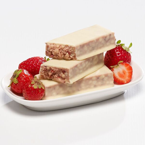 Protein Bars - ProteinWise - Strawberry Shortcake Low Carb Protein Bar - 7 Bars - ProteinWise