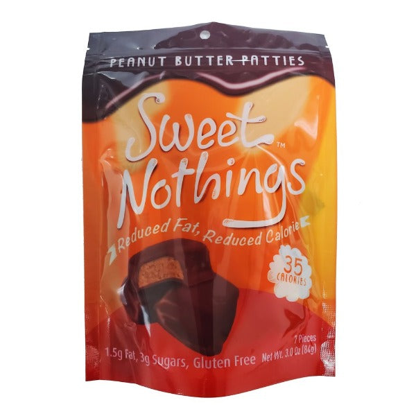 HealthSmart - Sweet Nothings Peanut Butter Candies - 7 pieces