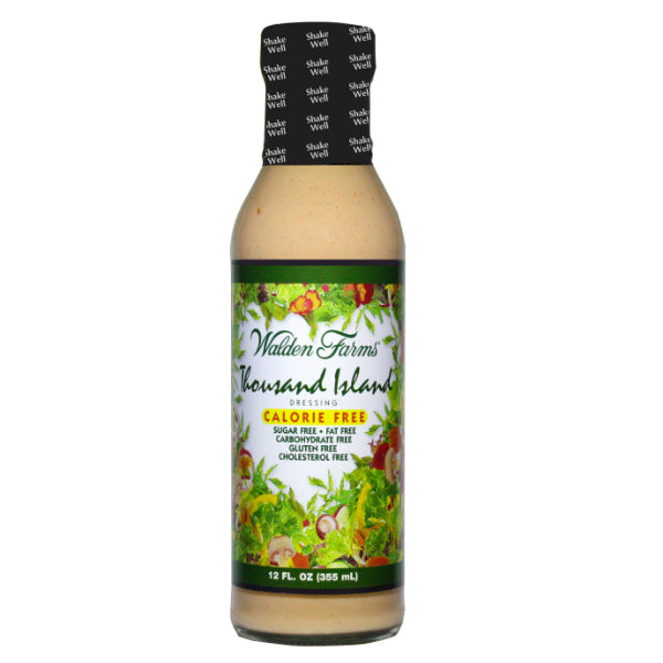 Walden Farms Thousand Island Dressing - 12oz