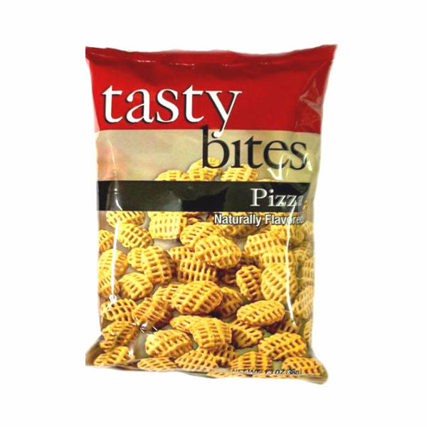 Snacks - ProteinWise - Tasty Bites Pizza Mix Protein Snacks - 1 Bag - ProteinWise
