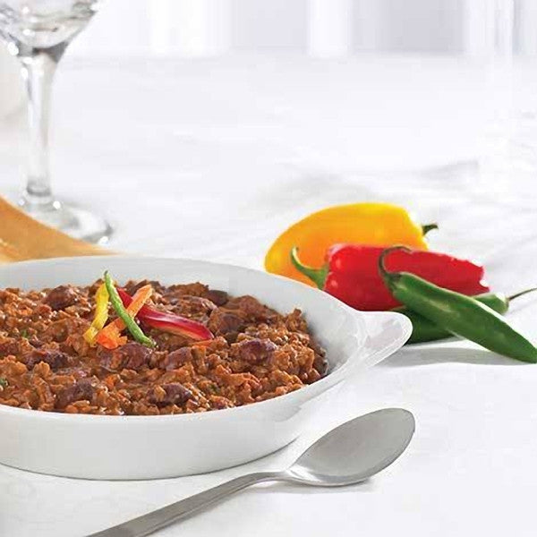 Entrees - ProteinWise - Vegetable Chili with Beans - 7/Box - ProteinWise