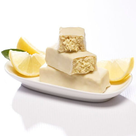 Protein Bars - ProteinWise - Zesty Lemon Crisp Low Carb Protein Bar - 7 Bars - ProteinWise