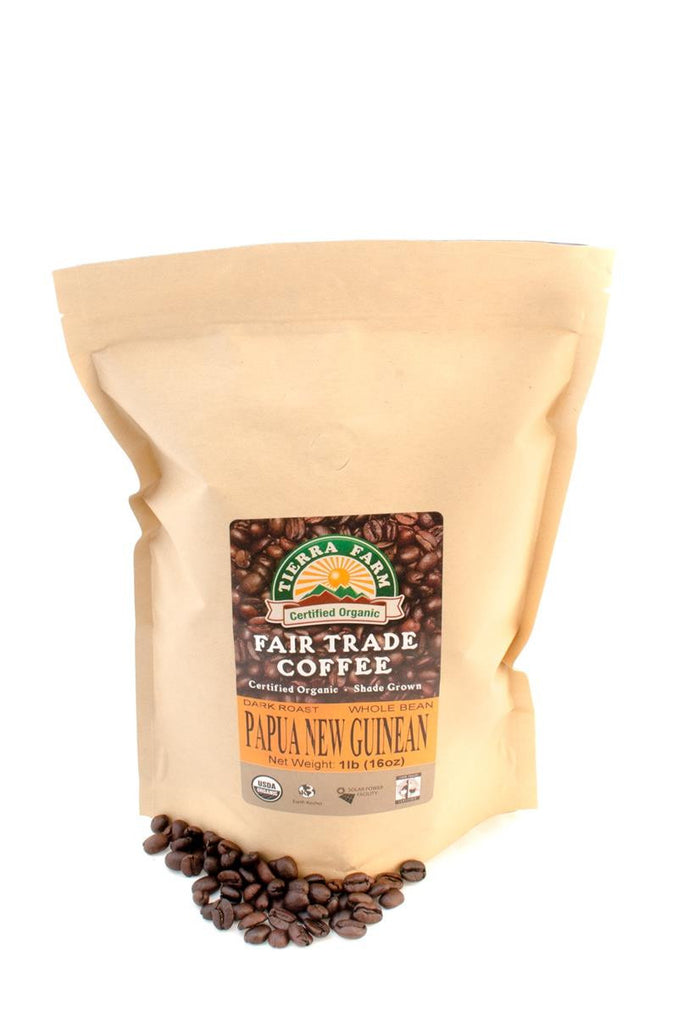 Organic Coffee - Papua New Guinea