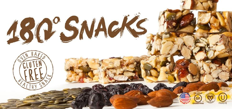 Shop 180 Snacks Products