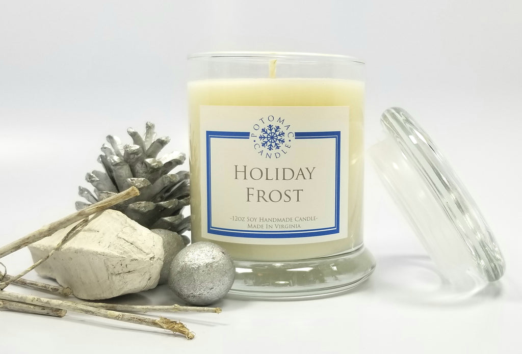 Holiday Frost - Potomac Candle