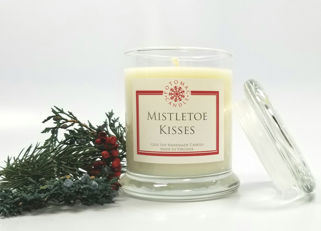 Mistletoe Kisses - Potomac Candle