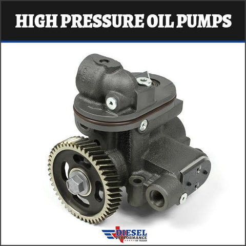 Powerstroke 2003-2007 6.0L High Pressure Oil Pumps