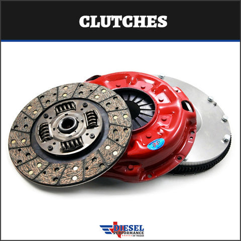 Cummins 1998 – 2002 24V 5.9L   Clutches