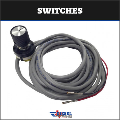 Duramax 2006 – 2007 LBZ   Switches