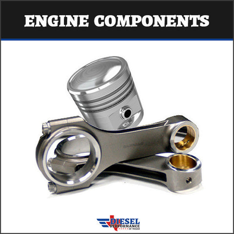Powerstroke 2007-2010 6.4L    Engine Components