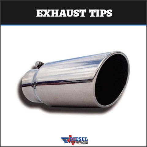 Cummins 1998 – 2002 24V 5.9L    Exhaust Tips